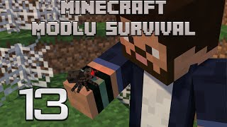 Minecraft: Modlu Survival - Bölüm 13 | RED ANT