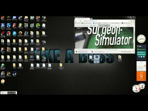 How to install surgeon simulator 2013