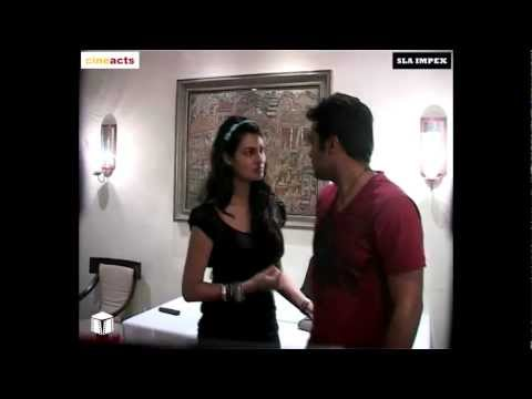 Leander's Acting Workshop For Rajdhani Express Movie