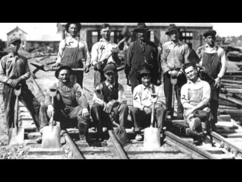 asian building of american railroads