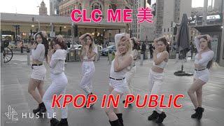 [KPOP IN PUBLIC] CLC (씨엘씨) - ME(美) | Dance Cover by Hustle from AUSTRALIA