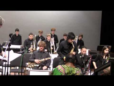 Greenbrier High School Jazz Band 2.mov