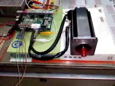 Mach3 Control Pro Motor Control by Mach3