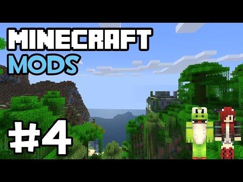 MI HIJO AMBROSIO | Minecraft Serie Mods Ep.4