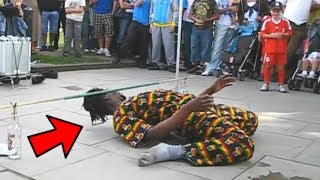 Top 10 Of BEST Street Performers WITH SKILLS || People are amazing
