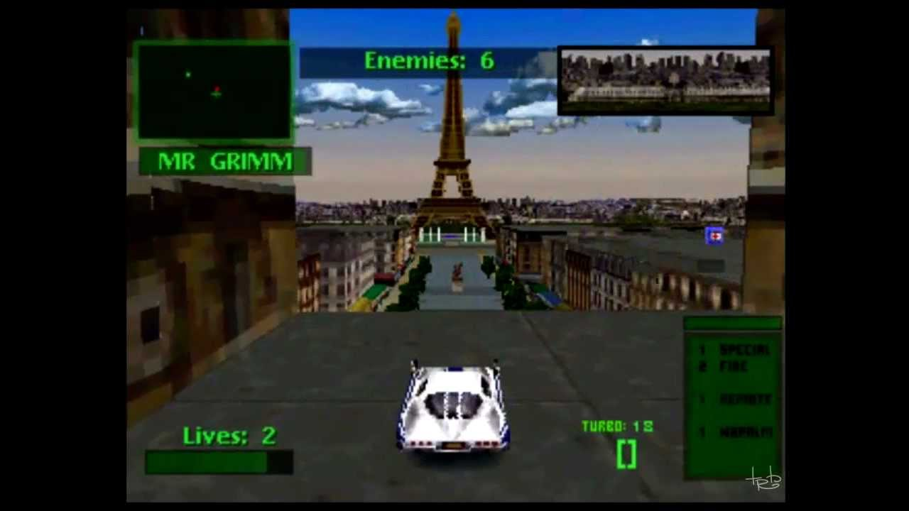 Playstation  Games Car Racing