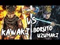 Boruto Vs Kawaki Full Fight  Fan Made Teori Kematian Naruto Akhir Dari Erra Ninja