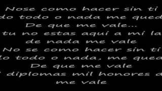 Download lagu El Doctorado con letra -Tony Dize.wmv