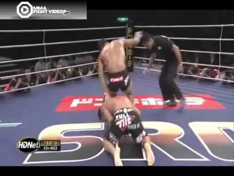 MMA Fight Videos - knockouts, takedowns, submissions Image 1