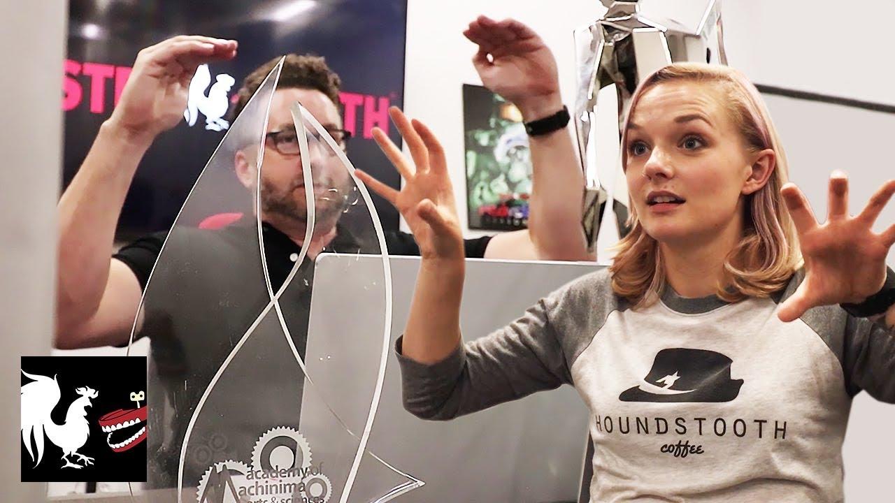 Burnie Vlog: Performance Review