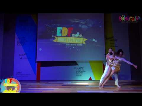 Sako & Maria Dance Performance| EDF 2017