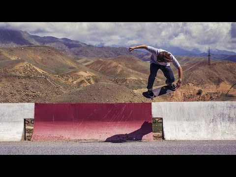 Skating and Traveling in Kyrgyzstan - Children of the Sun - Part 2