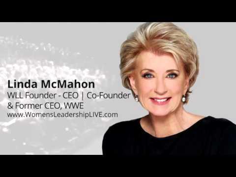 Linda McMahon, CEO of Women's Leadership LIVE™ live on Dallas Radio