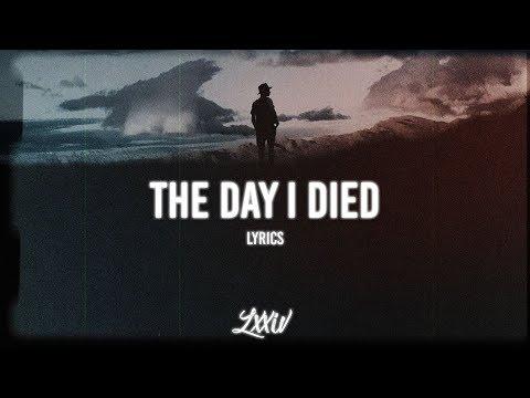 Rxseboy, Powfu - the day i died (Lyrics)