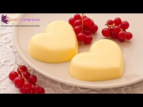 Vanilla pudding - recipe