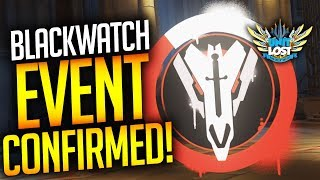 Overwatch Archives! Blackwatch Event Confirmed! April 10th!