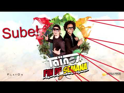 TAÏNOS - Fin De Semana - Video Lyrics