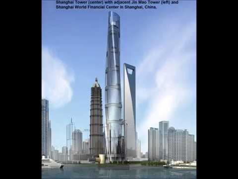 """""""The Architecture of Skyscrapers,"""" Interview with Marshall Strabala, Chief Architect Shanghai Tower"""