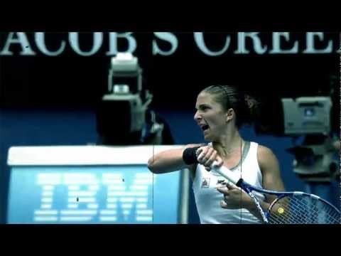 Tennis In Slow Motion