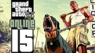 Let's Play GTA V Online (GTA 5) - EP15 - Futo Love