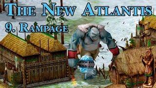Age of Mythology: The New Atlantis - 9. Rampage