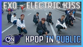 Download Lagu [KPOP IN PUBLIC CHALLENGE] EXO - ELECTRIC KISS by LAXODUS from INDONESIA Gratis STAFABAND