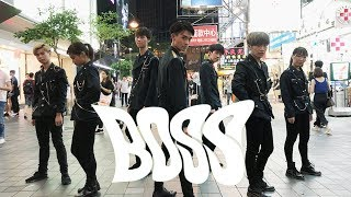 [KPOP IN PUBLIC CHALLENGE] NCT U(엔시티 유) - BOSS Dance Cover by SNDHK