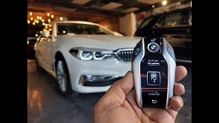 Remote Controlled BMW - DRIVES with REMOTE in REAL