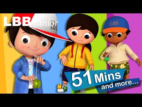 Yo-Yo Song | And Lots More Original Songs | From LBB Junior!