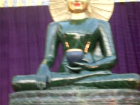 The Jade Buddha for Universal Peace - Tampa, Fl 2010