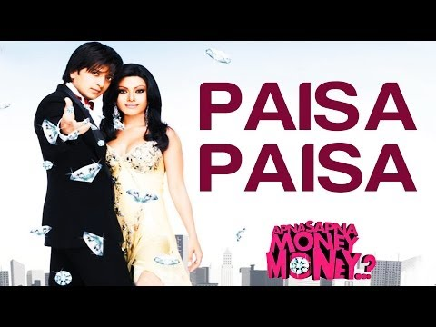 Paisa Paisa - Apna Sapna Money Money | Riteish Deshmukh & Shreyas | Suzzanne D'mello & Humza video