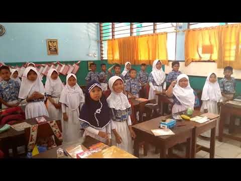 Baby Shark Dance (again) with 3C @SDN MALAKA JAYA 01 JKT