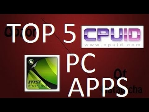 2017 | TOP 5 PC APPLICATIONS YOU MUST HAVE!