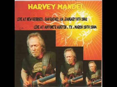Harvey Mandel - Baby Batter - Live Audio