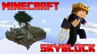 Minecraft: Skyblock Server #7 - AUTO CACTUS FARM!