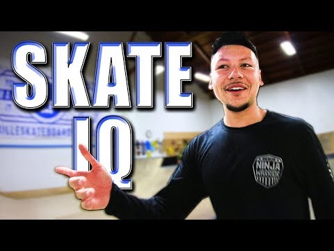 WHAT IS GABE CRUZ'S SKATE IQ?!?!
