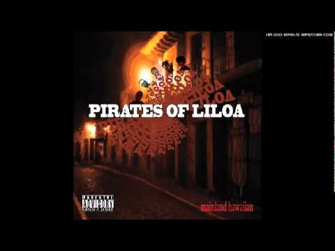 Pirates Of Liloa   Up All Night