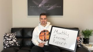 How Much I Made This Month | Monthly Income Report October 2018