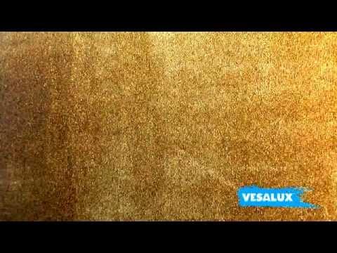 Simli Duvar Boyası Nasıl Yapılır? Uygulama Örnekleri Video