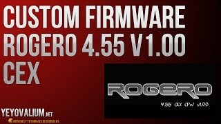 PS3 - CFW 4.55 ROGERO CEX [DESCARGA]