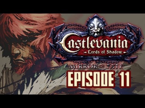 Castlevania LoS Mirror of Fate FULL GAME Walkthrough Part 11 w/Zeroxshinobi