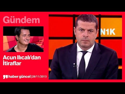 Acun Ilıcalı: Hem Fethullah Gülenci hem de İlluminatici oldum