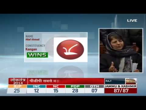 Jharkhand and Jammu & Kashmir Assembly Election Results 2014 - Loktantra | Verdict (16:30 - 17:00)