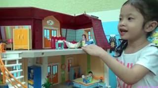 Đồ Chơi Nhà Búp Bê - Phòng Tắm Công Chúa - Playmobil  5147 Royal Bathroom