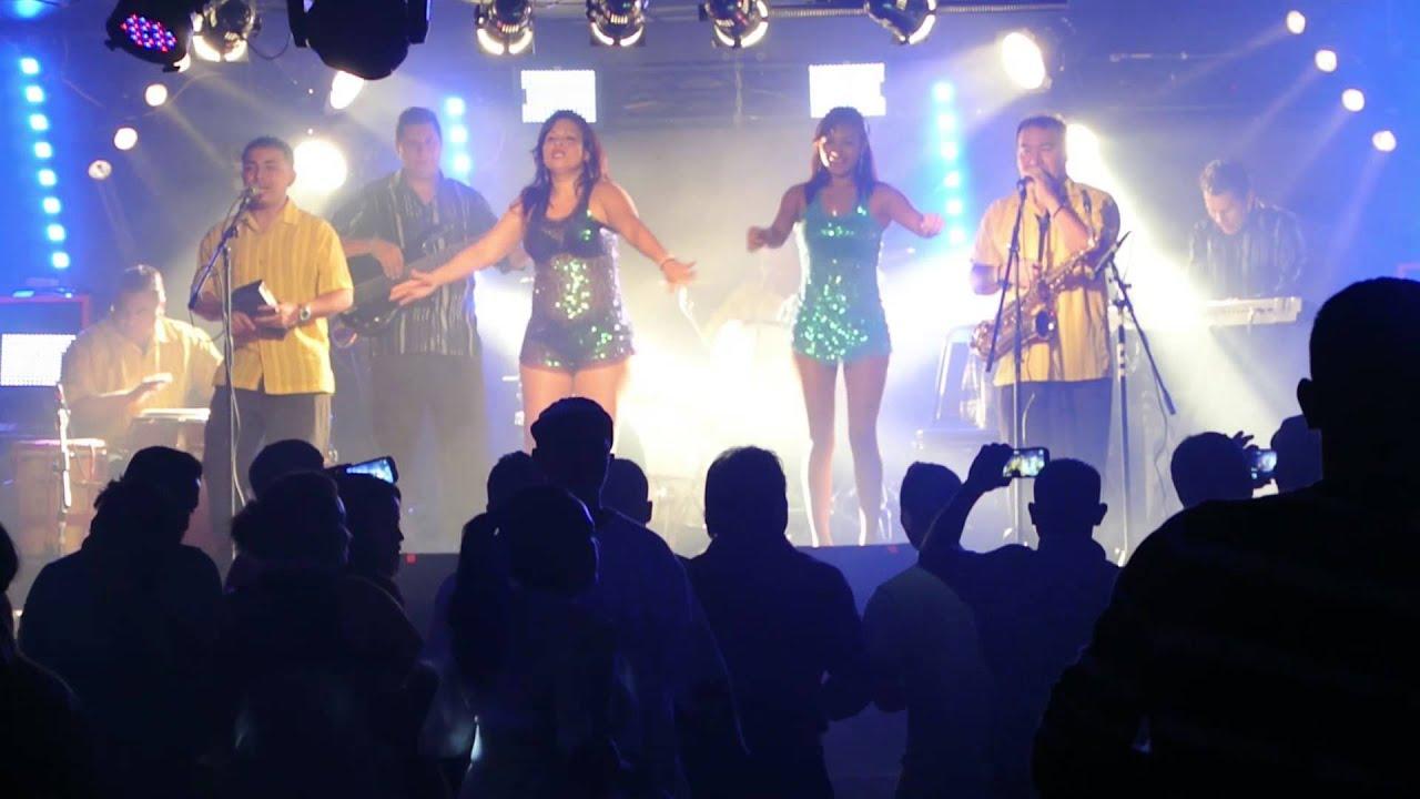 Fiesta fiesta by la banda blanca 2014 rebane catracho for Blanca romero grupo musical