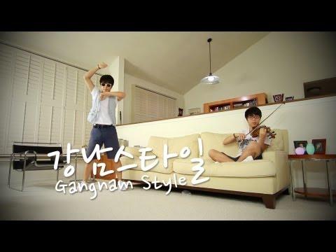 PSY - GANGNAM STYLE (강남스타일) - Jun Sung Ahn Dance &...