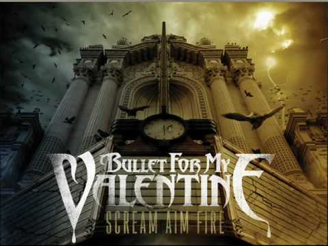 Bullet For My Valentine Road To Nowhere W Lyrics YouTube