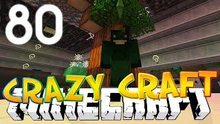 "Minecraft CRAZY CRAFT 3.0 #80 ""EVIL SPIDERMAN + THE ARROW?"""