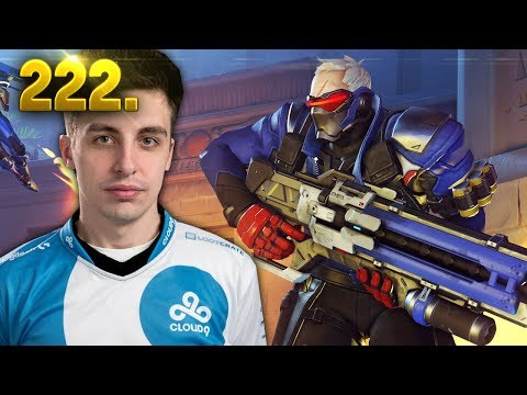 Shroud Playing Overwatch..!! | OVERWATCH Daily Moments Ep. 222 (Funny and Random Moments)