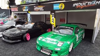 Hellenic Drift RC Cars in Auto Battleship Festival